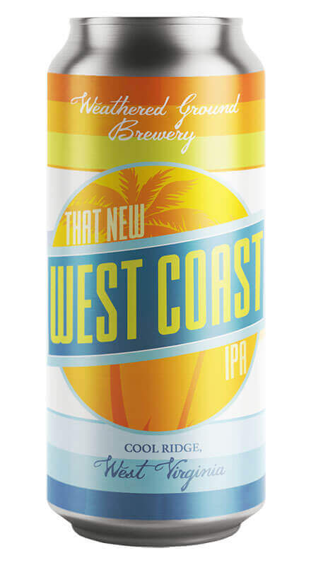 That New West Coast IPA
