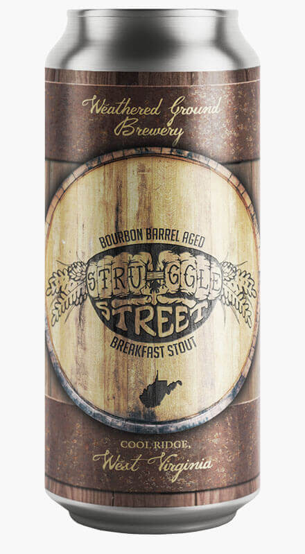 Bourbon Barrel Aged Struggle Street
