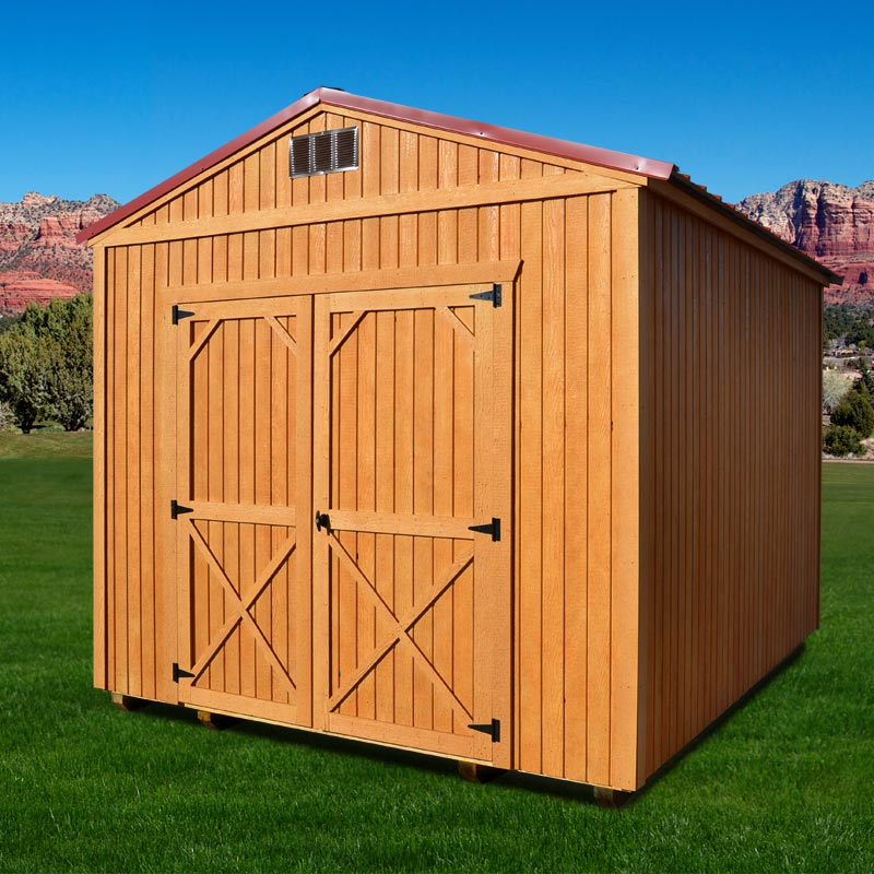 Weather King Portable Buildings : Duratemp weather king buildings