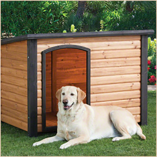 Standard Dog House For Large Dogs