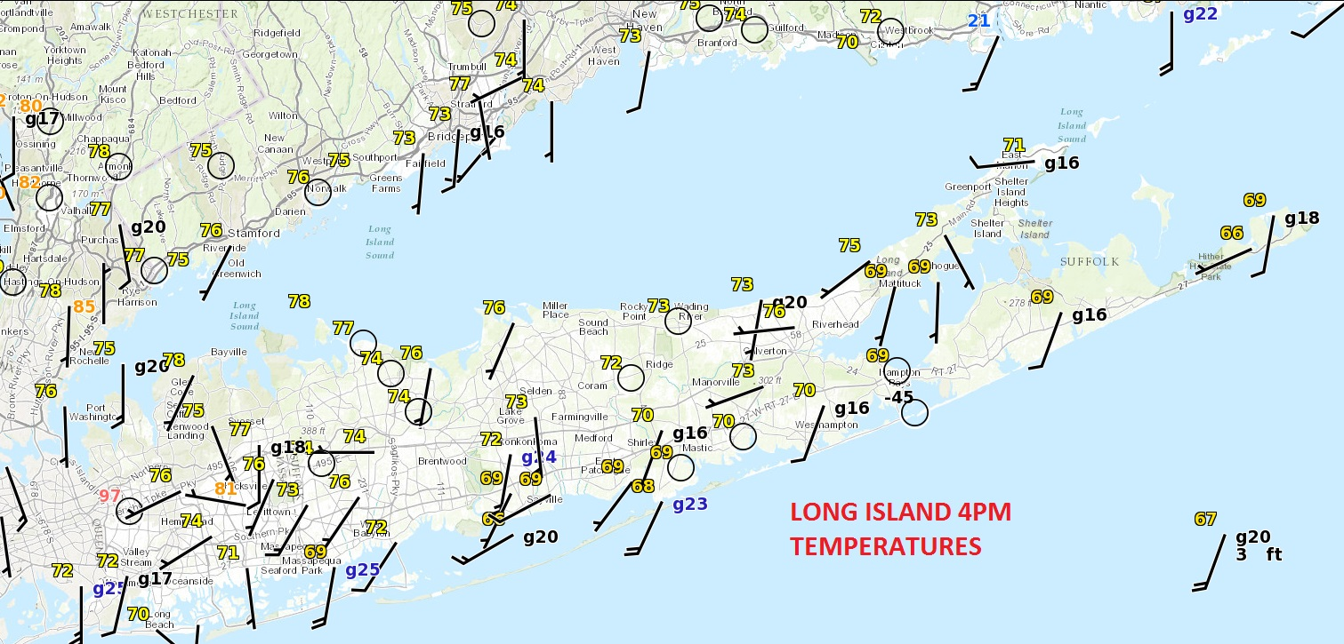 Long Island Expressway Conditions Today