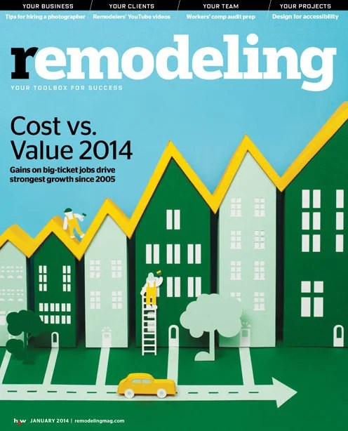 Remodeling Magazine Cover