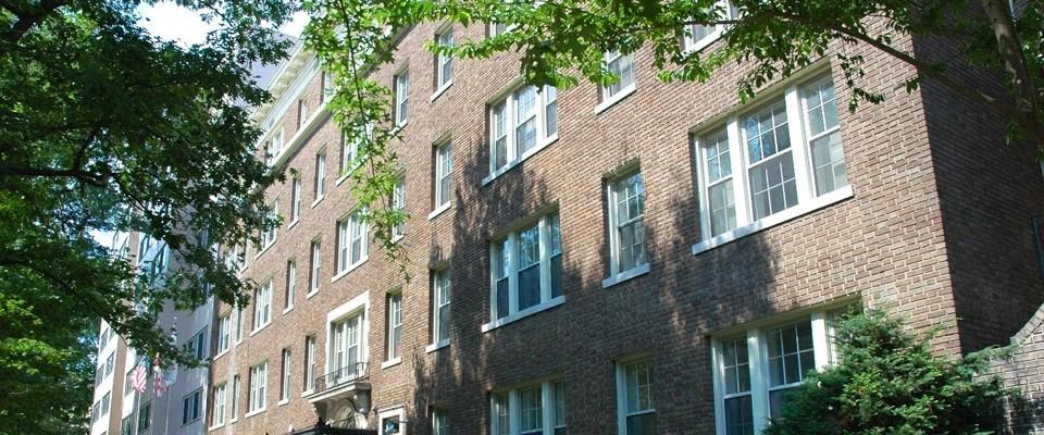 Boston University Washington Center Exterior