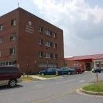 Frederick Memorial Hospital Exterior