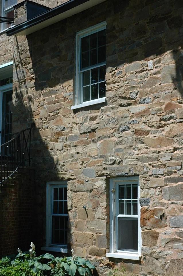 Sidwell Friends Zartman House Weathermaster Windows