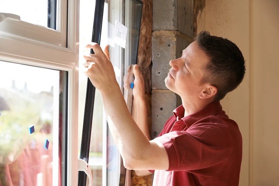 Replacing your windows before you sell your house allows you a higher asking price.