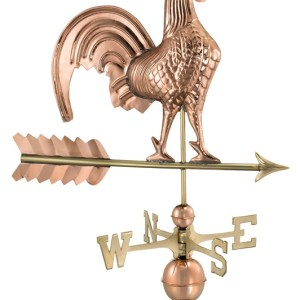 "25"" Rooster Weathervane -0"