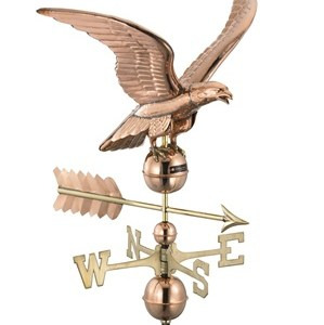 Smithsonian Eagle 955 Weathervane -0