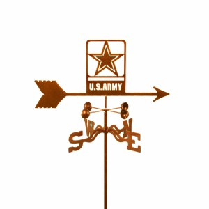 Military Army New Weathervane-0