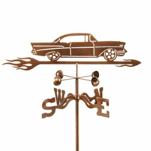 1957 Chevy Car Weathervane -0