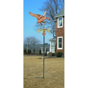WEATHERVANE NOT INCLUDED