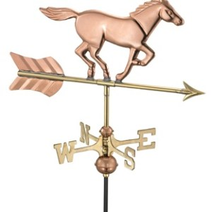 Horse Weathervane-0