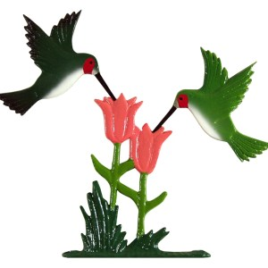 "30"" Hummingbirds Weathervane-0"