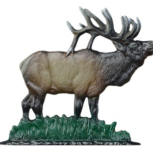 "30"" Elk Weathervane-0"
