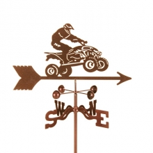 ATV Quad Weathervane-0
