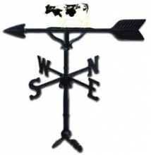 "32"" Cow Aluminum Weather Vane -0"