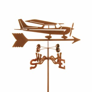 Cessna Airplane Weathervane -0