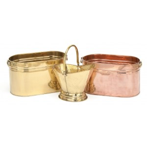 Boiler Brass Bucket Set -0
