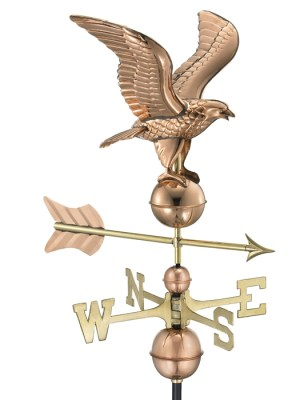 1776 American Eagle Copper Weathervane-0