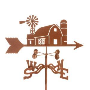 Farm Scene Farming Weathervane-0