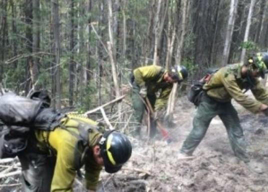 landslide-wildfire