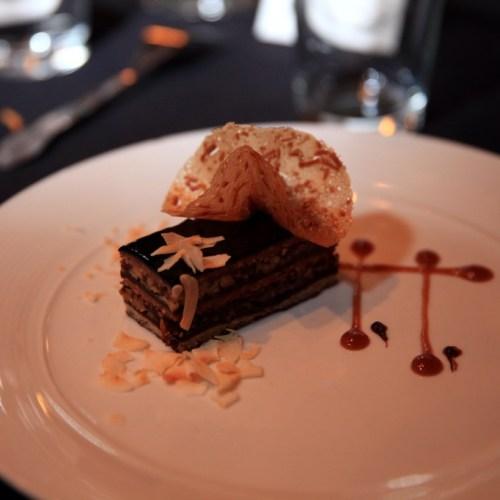 Delicious dessert!