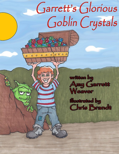 Kindle Version - Garrett's Glorious Goblin Crystals