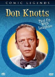 Attaboy Don Knotts Comic Legends/Tied up with Laughter DVD