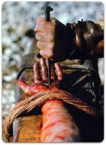 Jesus Hand Nailed edited