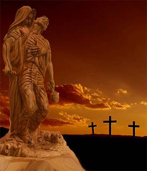 Forgiveness Statue