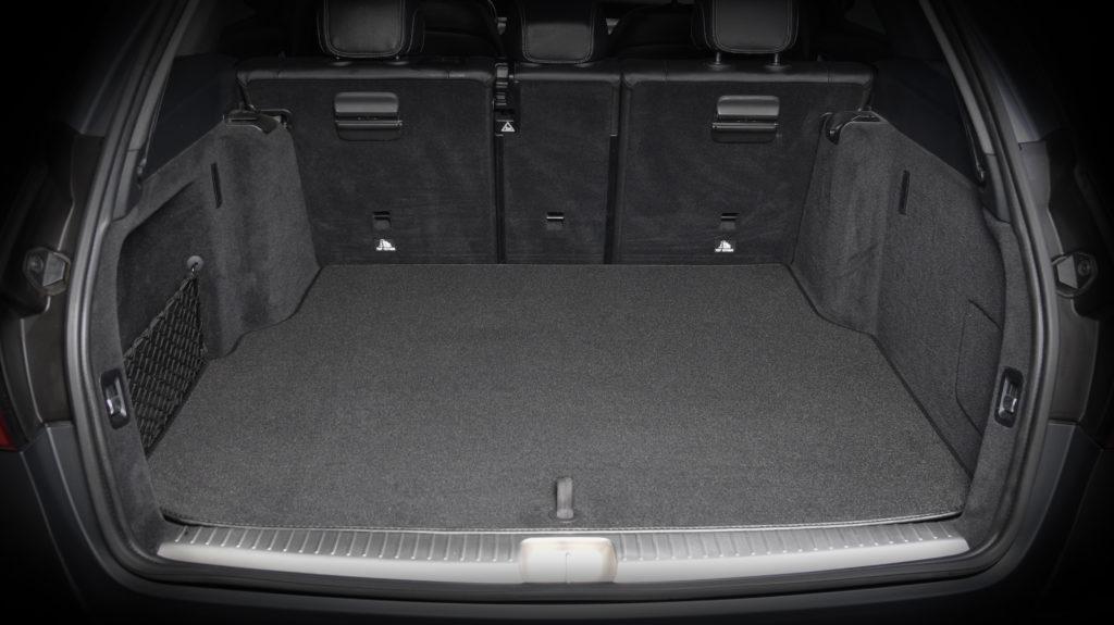 tapis de coffre voiture un accessoire