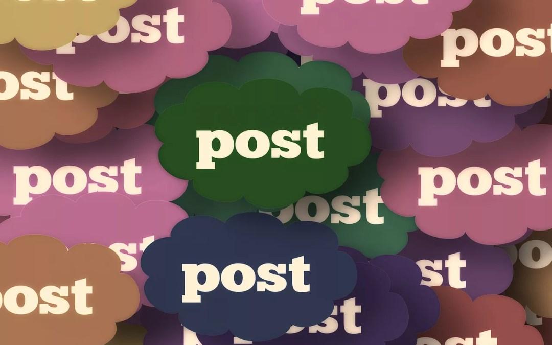 Cómo hacer un blog post perfecto