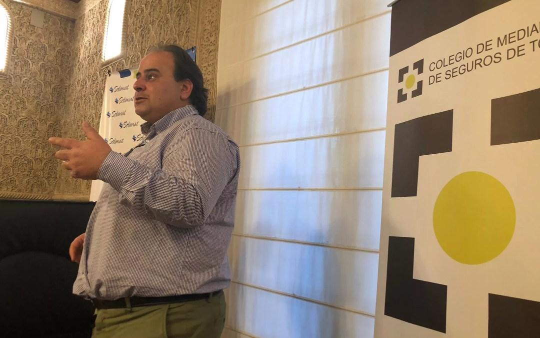 El Colegio de Mediadores de Seguros aborda la reforma del trabajo en el autónomo e imparte un taller sobre posicionamiento web