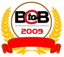 B to B Magazine Top Marketing Company