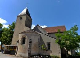 L'église de Saint Seine