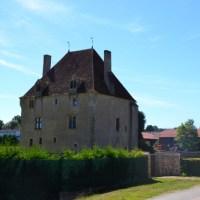 Prieuré de Lurcy le Bourg - Bâtiments conventuels