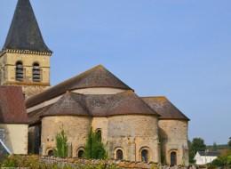Église de Saint Révérien Nièvre Passion