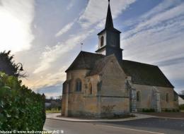 Église Saint-Martin-d'Heuille
