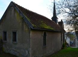 Chapelle de Montenoison Nièvre Passion