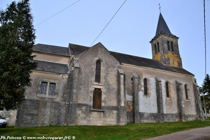 Église de Mont et Marré
