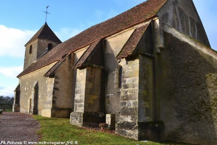 Église de Parigny la Rose