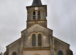 Église de Billy Chevannes