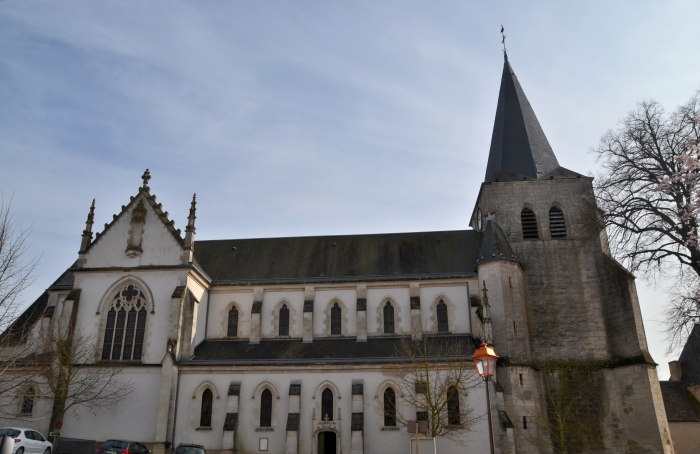 Église de Pouilly sur Loire