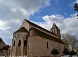 Église Saint Aignan Nièvre Passion