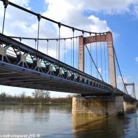 Pont de Cosne Cours sur Loire - Pont de la Loire