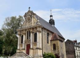 La chapelle Sainte Marie de Nevers