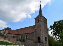 Église de Montigny en Morvan