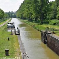 Écluses 4.5.6 de Chavance - Canal du Nivernais
