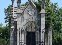 Chapelle d'Alligny Cosne