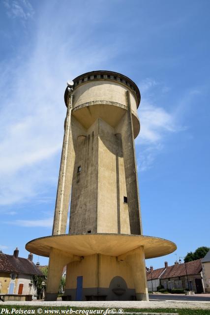 Château d'eau de Bouhy